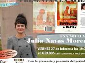 Buenas tardes: Julia Navas Moreno: Esperando Darian (mañana Avilés):