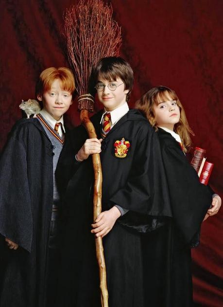 Reseña ~ Harry Potter y la piedra filosofal ~ J.K. Rowling