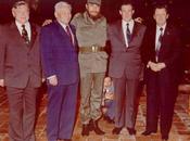 fotos raras Raúl Castro nadie visto
