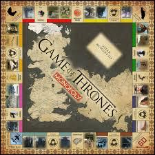 Image result for monopoly games of thrones
