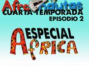 Afronautas Especial Africa