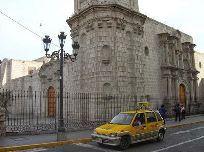 Convento de Santo Domingo, Arequipa, Perú, La vuelta al mundo de Asun y Ricardo, round the world, mundoporlibre.com