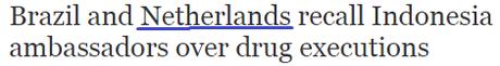 Holanda y Países Bajos no son sinónimos