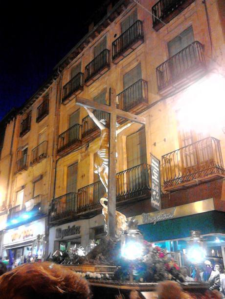 Vive la Semana Santa castellana en Segovia