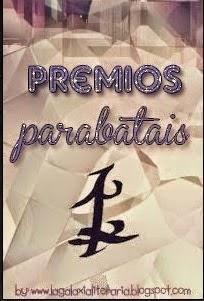 ¡100 seguidores! + Premios: Best Blog (#2) - Parabatais