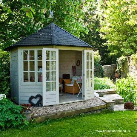 16 modelos de casitas de madera para el jard n paperblog for Vendo casita de madera para jardin