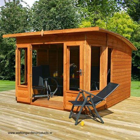 16 modelos de casitas de madera para el jard n paperblog for Casitas de patio para almacenar