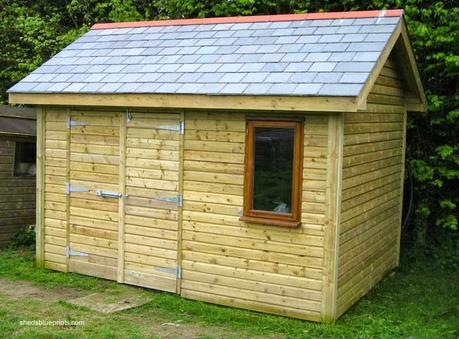 16 modelos de casitas de madera para el jard n paperblog