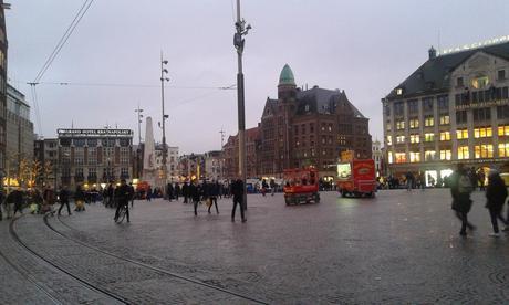 Amsterdam, no apto para cardíacos.