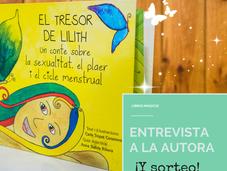 tesoro Lilith: cuento sobre sexualidad, placer ciclo menstrual
