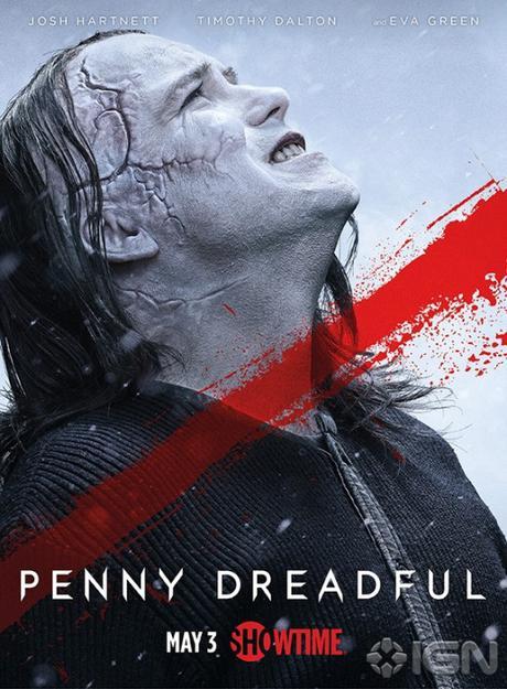 Pósters promocionales de la Segunda Temporada de 'Penny Dreadful ...