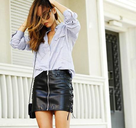 PUT LEATHER IN YOUR STYLE!!!