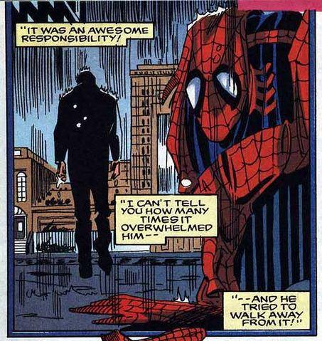 I'm Spiderman No More ¿Por qué pod...