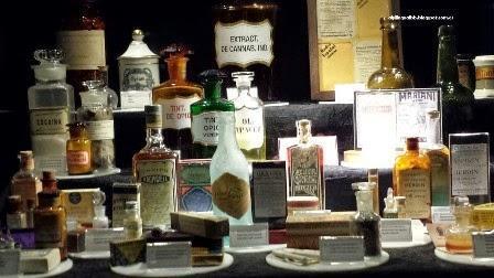 Exposición Envenenados en Museu Blau
