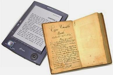Desventajas del libro en papel
