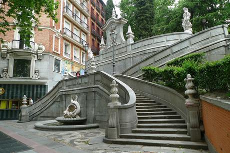 Las escaleras m s bonitas de madrid paperblog for Escaleras bonitas