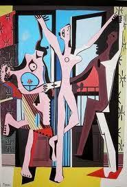 Picasso, la danza