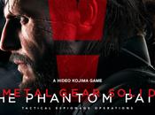 Rumor; Inminente fecha lanzamiento Metal Gear Solid Phantom Pain