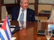 Raúl Castro dialogó Tabaré Vázquez asumir como nuevo mandatario uruguayo