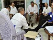 Fidel Castro mismo, explicó reunión Cinco