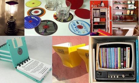 Como hacer muebles reciclados y otros objetos paperblog for Reciclado de muebles y objetos