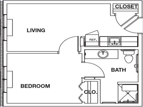 Consejos de inicio a la decoraci n i parte medici n y for Muebles a escala 1 50 para planos