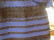 vestido ¿Negro azul Blanco dorado?