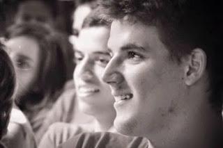 Testimonios sobre Marcos Puo Gallo, de CL, que a los 23 años muere en accidente de moto, pero que amaba a Cristo con pasión