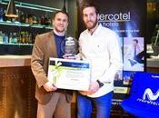 Pola recibió 'Trofeo Sercotel Hoteles-Inter Movistar' mejor jugador enero