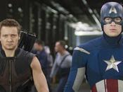Capitán América Halcón hablan 'Los Vengadores: Ultrón'