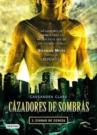 Reseña: Ciudad de Ceniza + Extras
