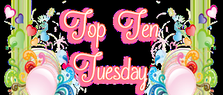 Top Ten Tuesday (10): Diez libros favoritos de los últimos 3 años