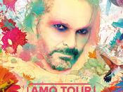 """Miguel Bosé presenta """"Amo Tour"""""""