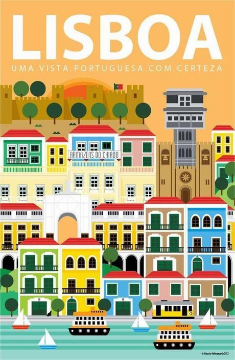 Planning ¿Qué ver en Lisboa y Sintra?