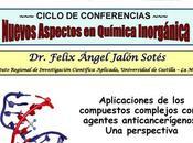 Agentes anticancerígenos (conferencia UCM)