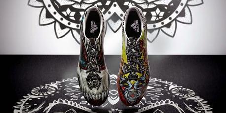 Las nuevas y extravagantes botas de Luis Suárez