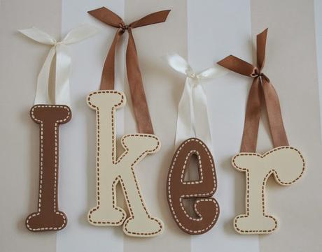 Decorar con letras paperblog - Letras de madera para decorar ...