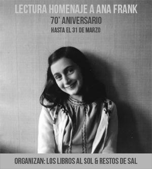 BookTag: Este o Este + LC: Ana Frank