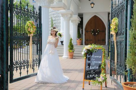 facil y economica decoracion de iglesias para bodas