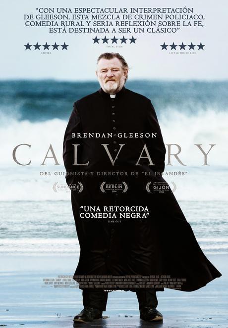 Calvary. El 'Bloody Sunday' del Padre James.