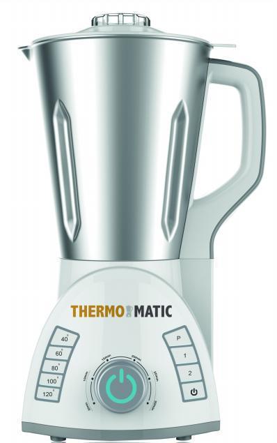 Thermomatic robot de cocina gratis con la raz n paperblog for Robot de cocina la razon
