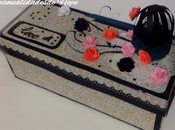 Caja zapatos decoradas