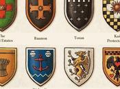 Escudos armas provincias Sommerlund