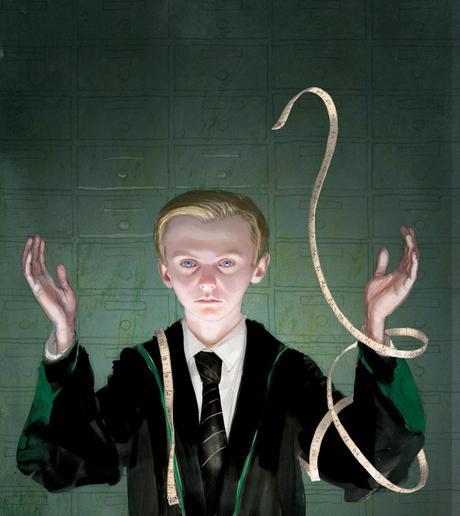 Primer vistazo al libro ilustrado de Harry Potter