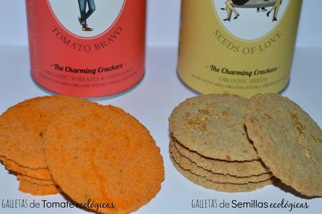 Paul & Pippa, Galletas Ecológicas con Glamour