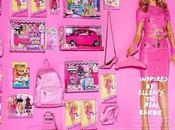 Rosie Huntington-Whiteley Barbie vida real para Vogue