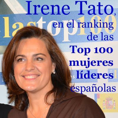 Irene Tato,  una Influencer en Comunicación en Salud