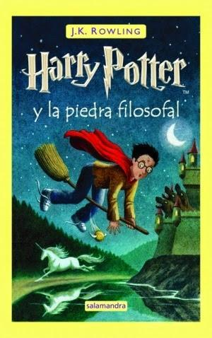 Harry Potter: Y la piedra filosofal || Reseña Libro