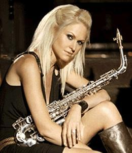 Las colaboraciones de la saxofonista Mindi Abair