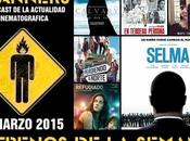 Estrenos Semana Marzo 2015 Podcast Scanners